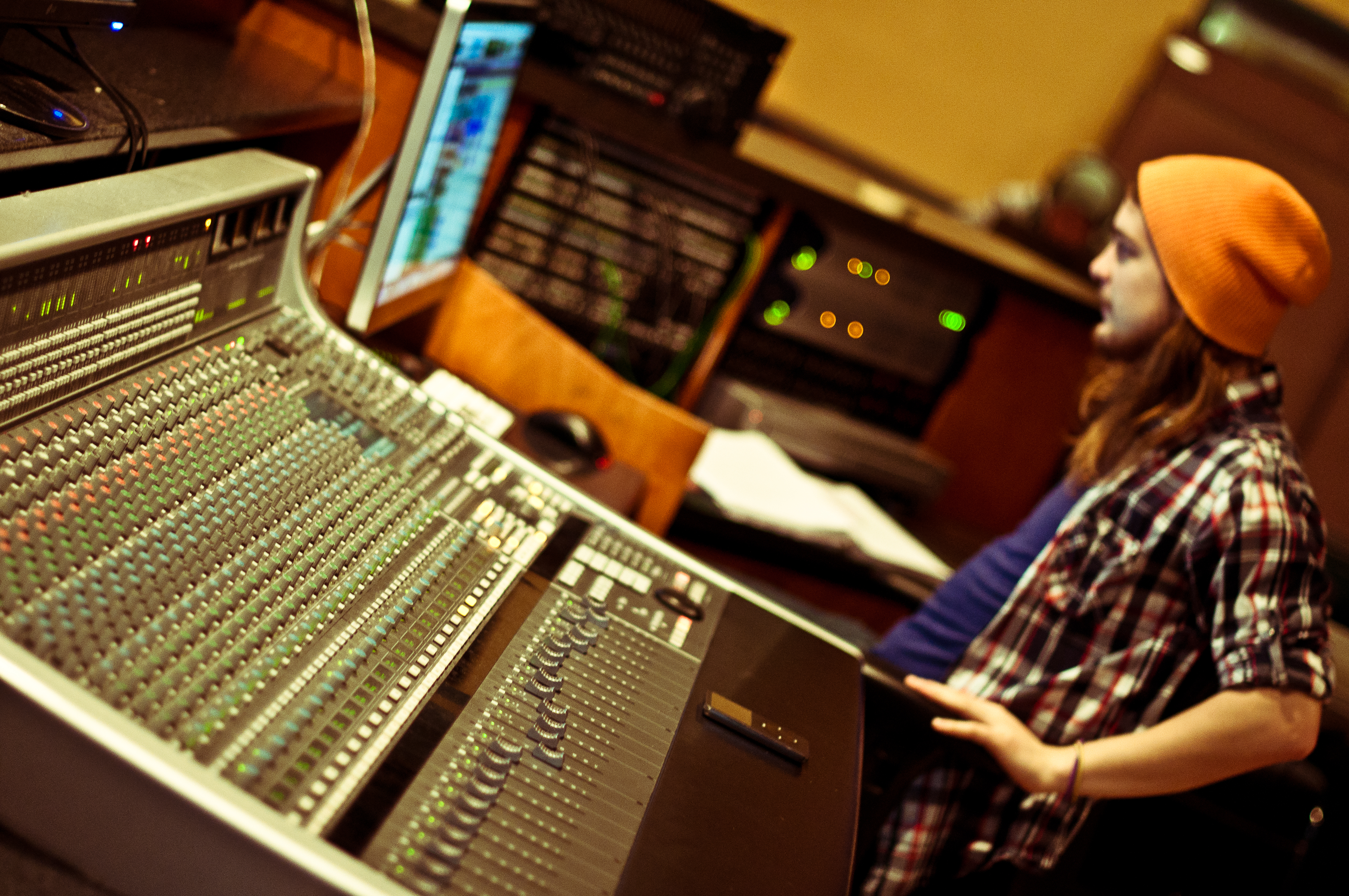how to become an audio engineer in canada